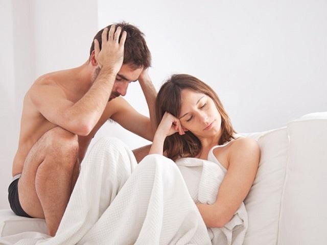 Đàn ông sau khi quan hệ